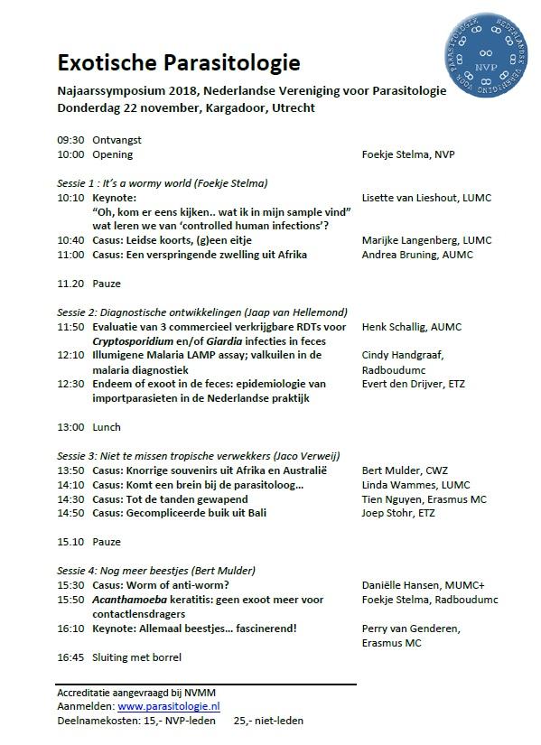 NVP najaarssymposium 2018