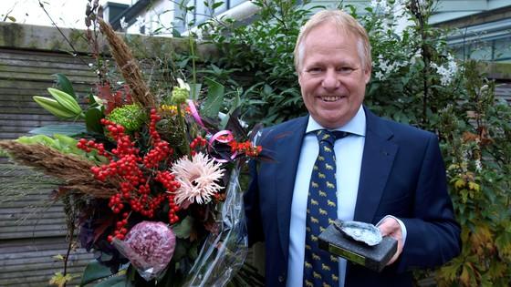 Parel Prijs malaria onderzoek Dr. Henk Schallig